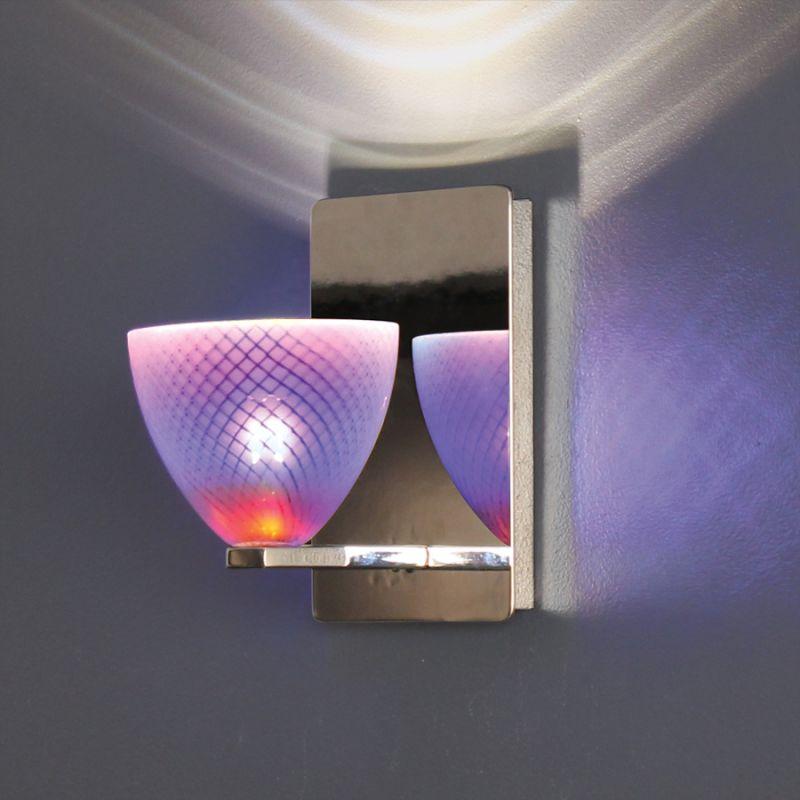 WAC Lighting WS-MR58 Dimmable Up Lighting Halogen Wall Sconce Bracket Sale $108.00 ITEM#: 2262812 MODEL# :WS-MR58-BN UPC#: 790576261997 :