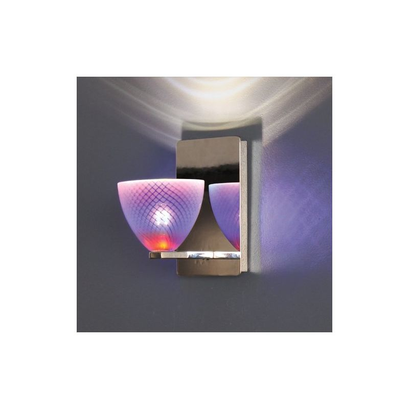 WAC Lighting WS-MR58 Dimmable Up Lighting Halogen Wall Sconce Bracket Sale $108.00 ITEM#: 2262813 MODEL# :WS-MR58-CH UPC#: 790576262000 :