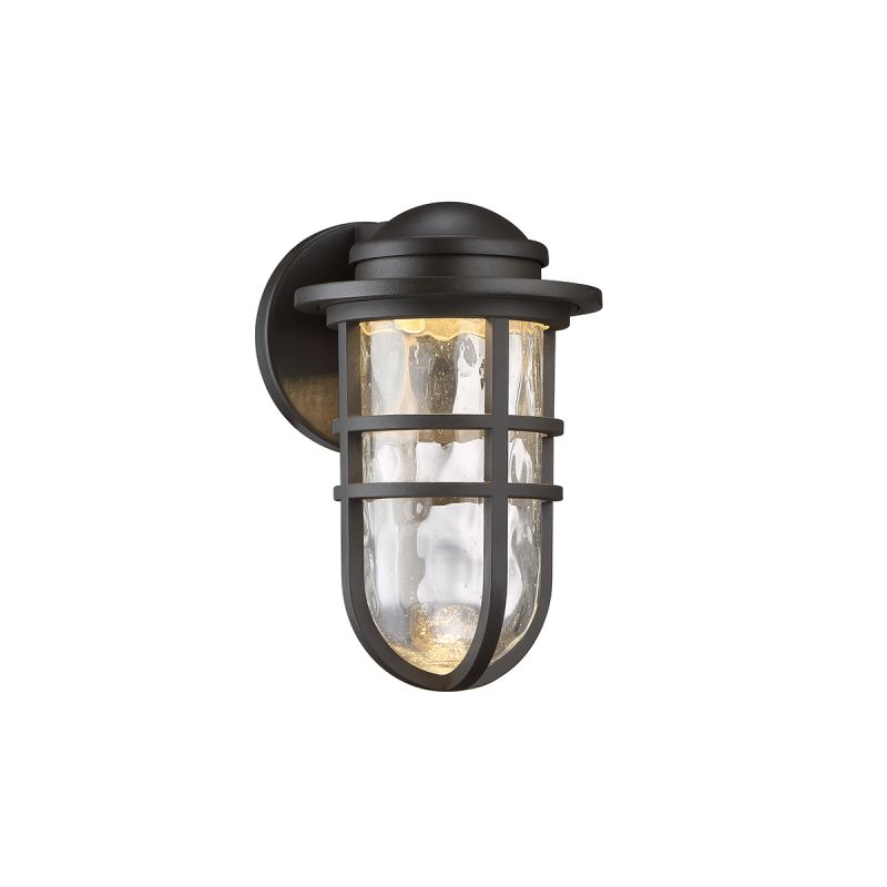 WAC Lighting WS-W24509 Steampunk 1 Light 3000K High Output LED Outdoor Sale $189.00 ITEM#: 2758391 MODEL# :WS-W24509-BZ UPC#: 790576353999 :