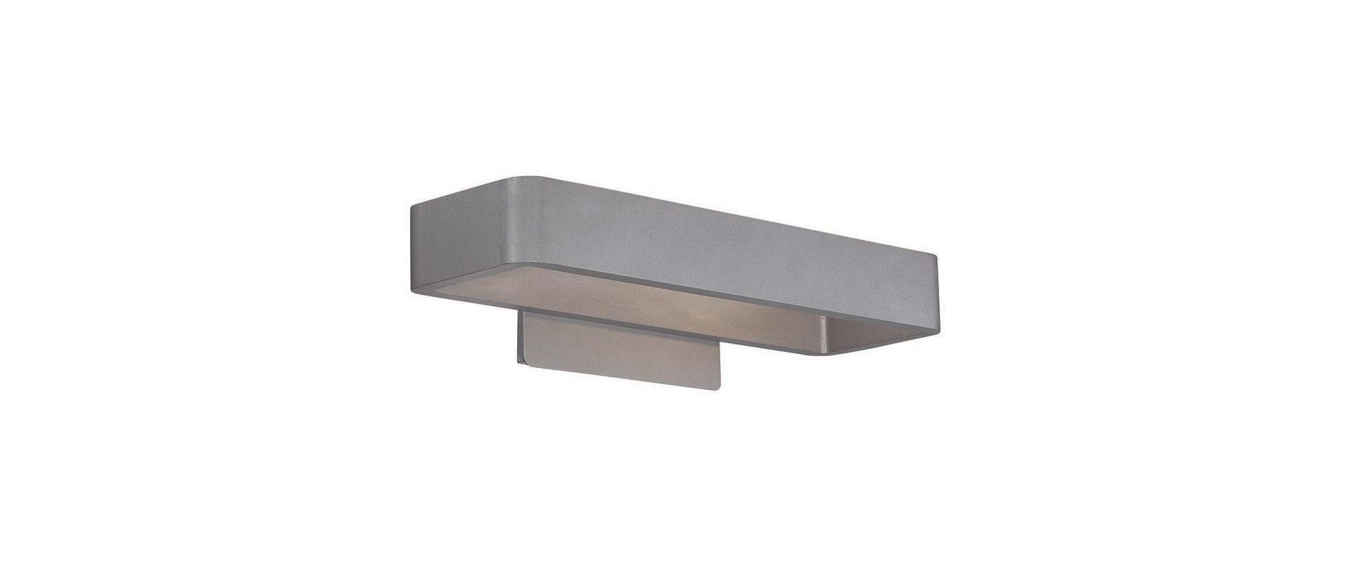"""WAC Lighting WS-W5817 Janus 17"""" LED Dimming Outdoor Wall Sconce with Sale $299.00 ITEM#: 2416454 MODEL# :WS-W5817-GH UPC#: 790576296418 :"""