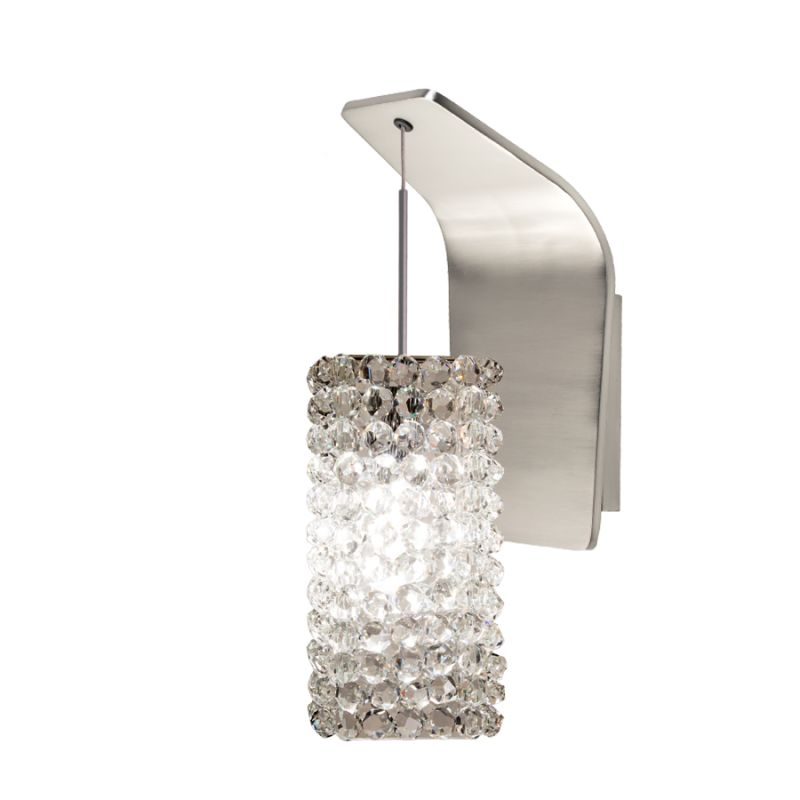 WAC Lighting WS72LED-G939 Haven Crystal Bead Shade Socketed LED Sale $499.50 ITEM#: 2439620 MODEL# :WS72LED-G939WD/BN UPC#: 790576319544 :