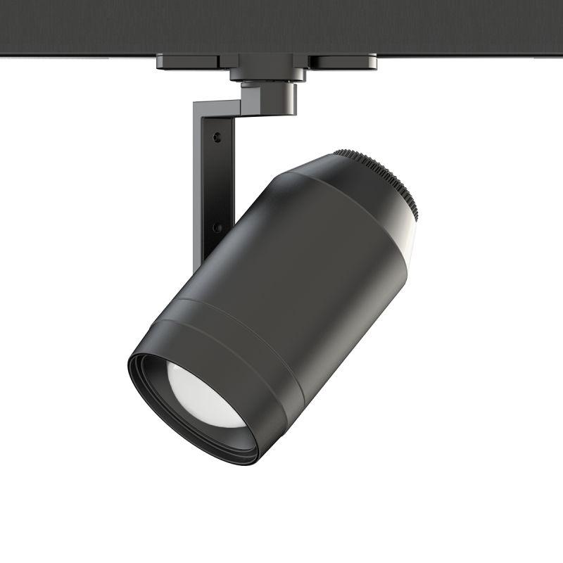 WAC Lighting WTK-LED523-27 Paloma 1 Light LED Low Voltage Track Heads Sale $360.00 ITEM#: 2678426 MODEL# :WTK-LED523-27-BK UPC#: 790576340012 :