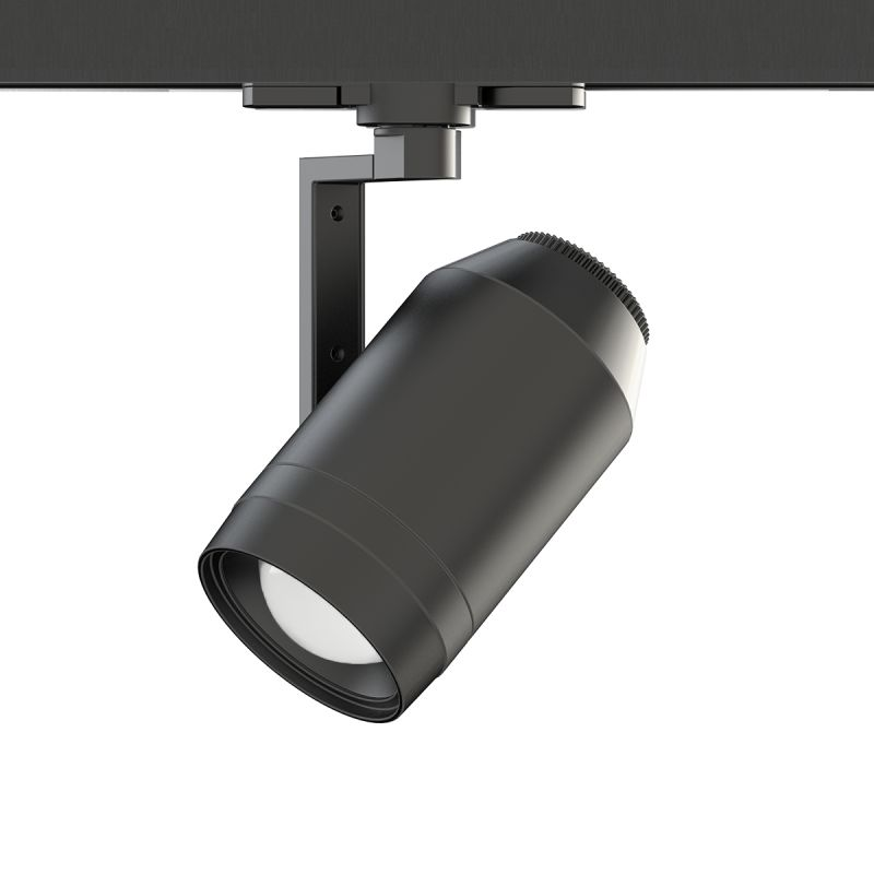 WAC Lighting WTK-LED523-35 Paloma 1 Light LED Low Voltage Track Heads Sale $360.00 ITEM#: 2678432 MODEL# :WTK-LED523-35-BK UPC#: 790576340128 :
