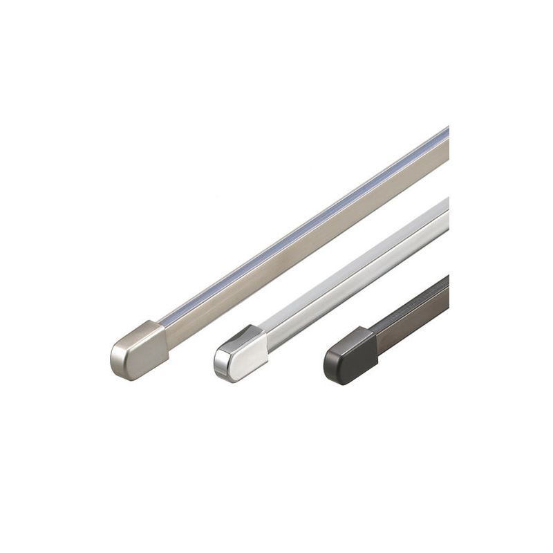 """WAC Lighting LM-T8 96"""" Length Single Circuit Solorail Track Section"""