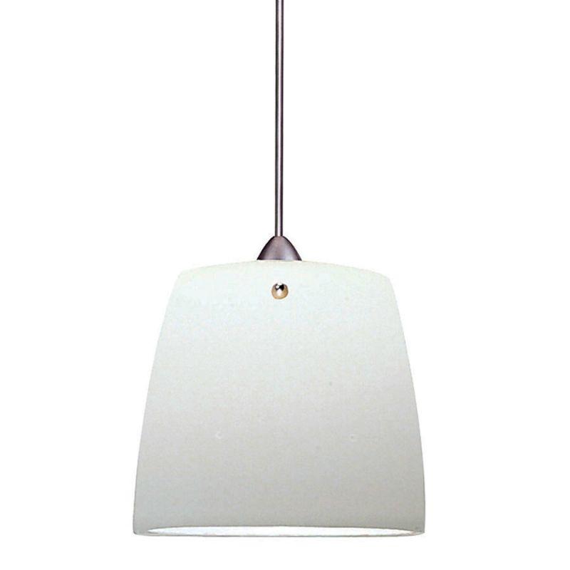 WAC Lighting MP-513-WT Ella 1 Light Low Voltage Monopoint Mini Pendant Sale $156.00 ITEM#: 1726802 MODEL# :MP-513-WT/BN UPC#: 790576174631 :