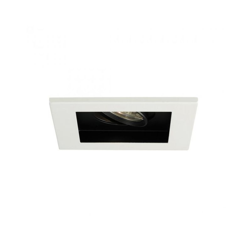 "WAC Lighting MT-116HS 6"" Trim Recessed Light Housing for Remodel"