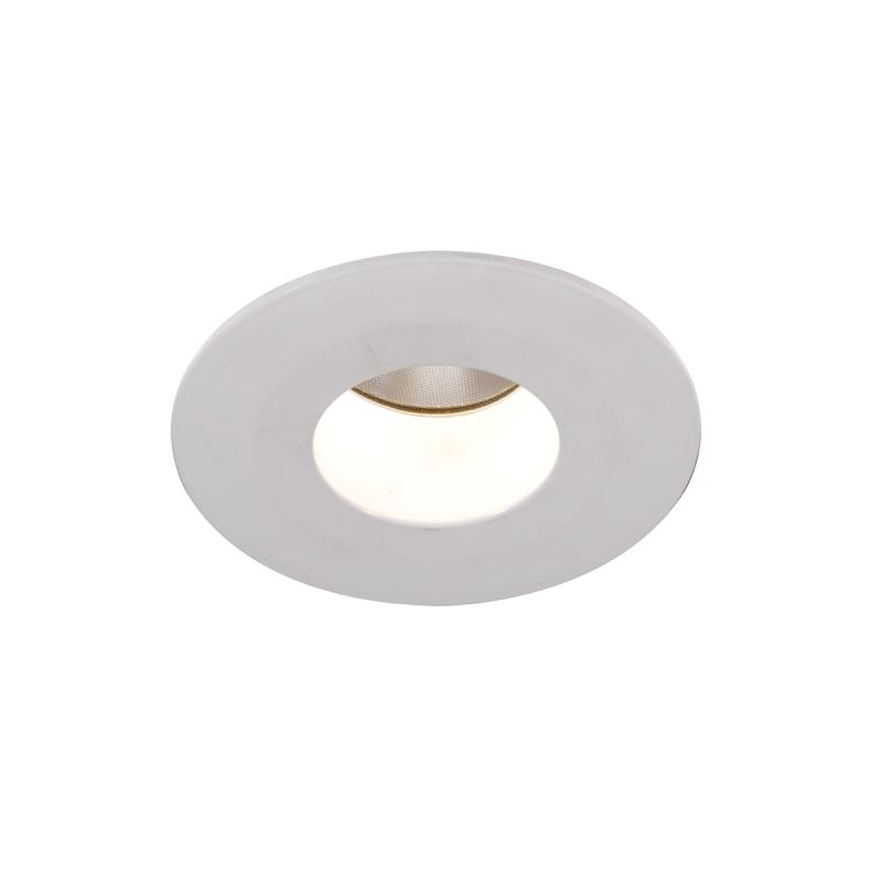 "WAC Lighting HR-2LED-T109F-C 2"" 4000K High Output LED Recessed Light"