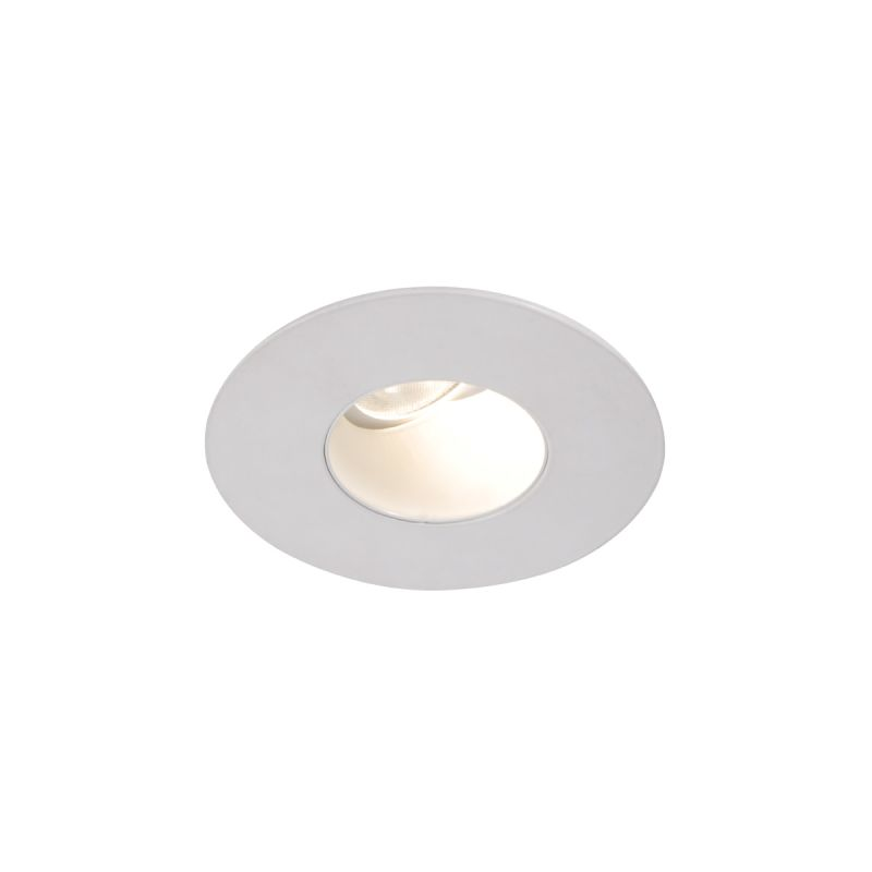 "WAC Lighting HR-2LED-T409F-W 2"" 3000K High Output LED Recessed Light"