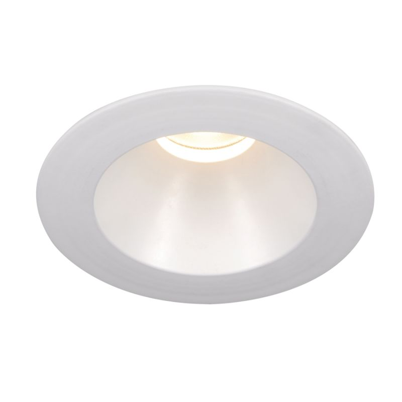 "WAC Lighting HR-3LED-T118F-W 4"" 3000K High Output LED Recessed Light"
