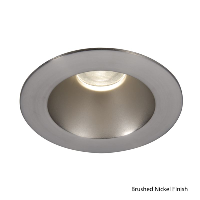 "WAC Lighting HR-3LED-T118S-W 4"" 3000K High Output LED Recessed Light"