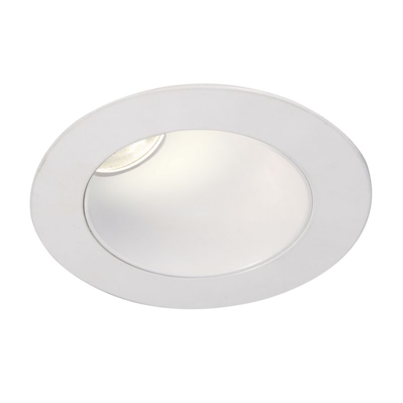 "WAC Lighting HR-3LED-T418S-W 4"" 3000K High Output LED Recessed Light"