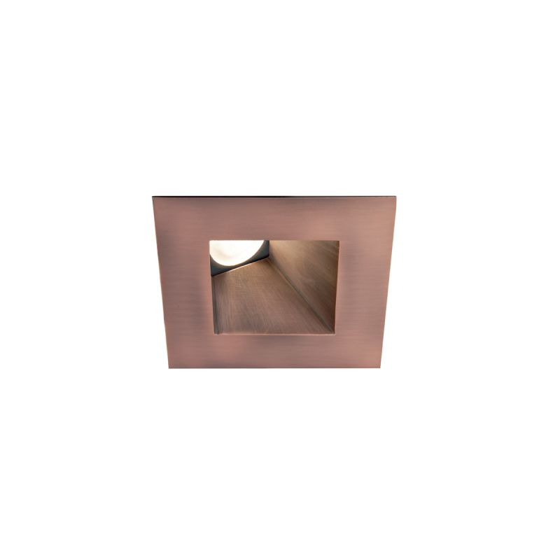 "WAC Lighting HR-3LED-T518N-W 3"" 3000K High Output LED Recessed Light"