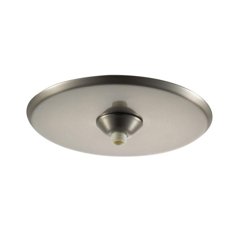 "WAC Lighting QMP-1RN-TR 4.5"" Diameter Round Monopoint Quick Connect"