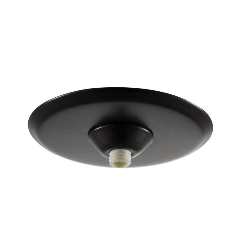 "WAC Lighting QMP-MI-TR 3.25"" Diameter Round Monopoint Quick Connect"