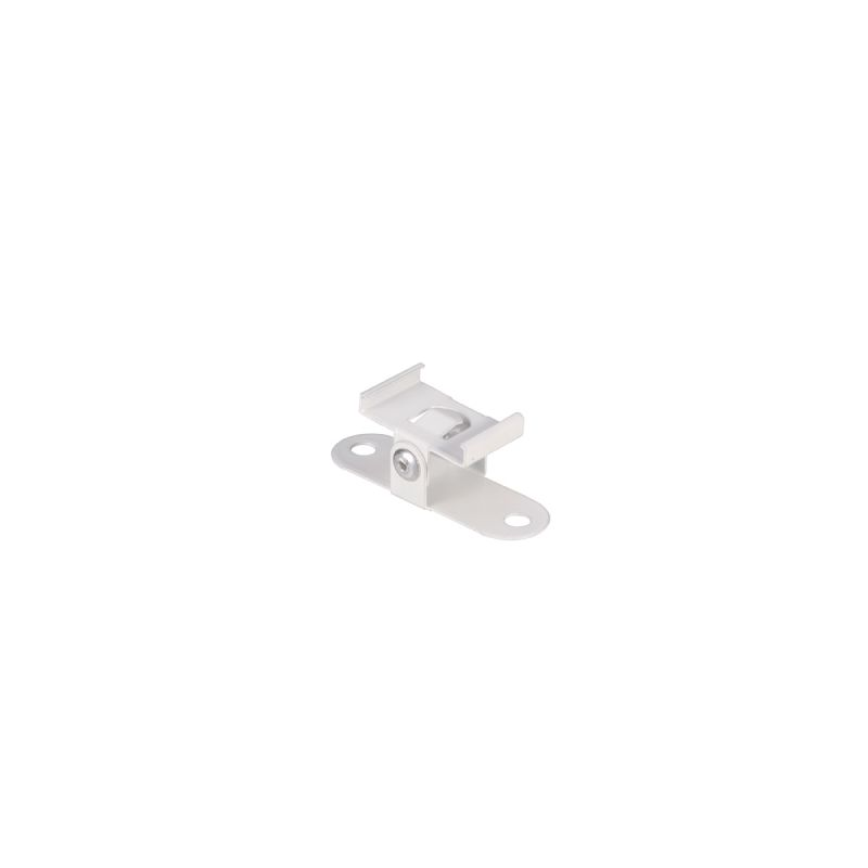 WAC Lighting SL-C3-WT Adjustable Angle Mounting Clip for Straight