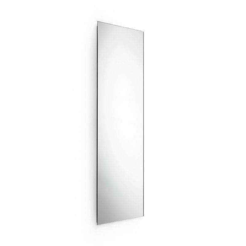"WS Bath Collections Speci 5653 39.4"" Mirror with Stainless Steel Frame"
