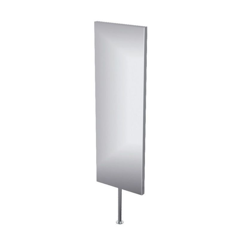 "WS Bath Collections Imago 56683 11"" Free Standing Revolving Mirror"