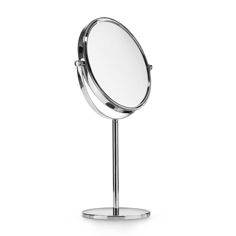 "WS Bath Collections Mevedo 55851 9"" Double Sided Free Standing Makeup"