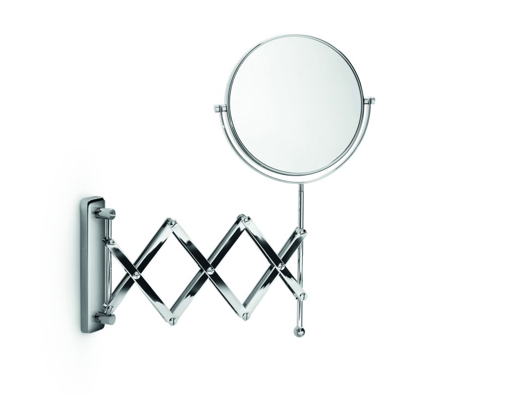 "WS Bath Collections Mevedo 55855 9"" Double Sided Wall Mounted Makeup Sale $427.00 ITEM#: 1620747 MODEL# :Mevedo 55855 :"
