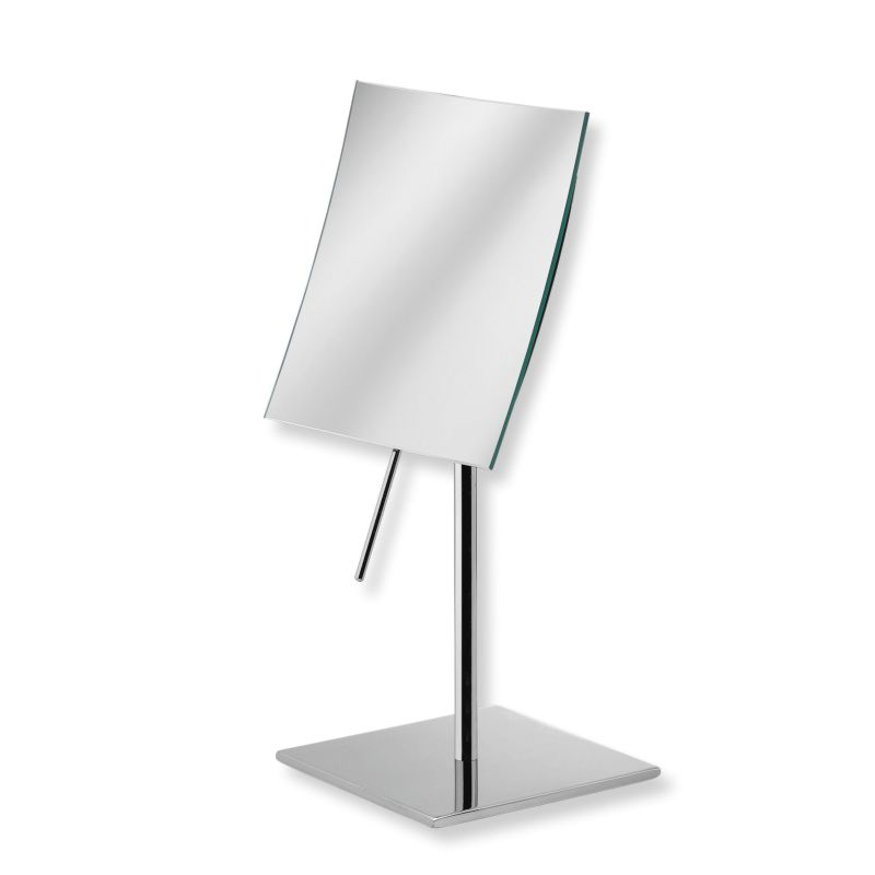 "WS Bath Collections Mevedo 5593 5.9"" Free Standing Makeup Mirror with"