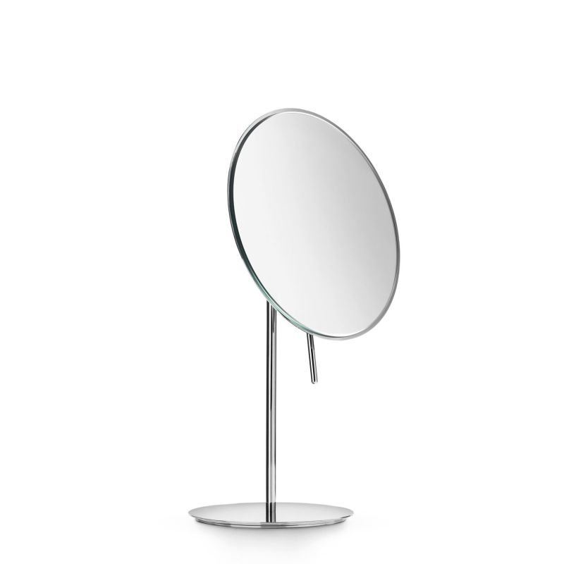 "WS Bath Collections Mevedo 55943 5.1"" Free Standing Makeup Mirror from"