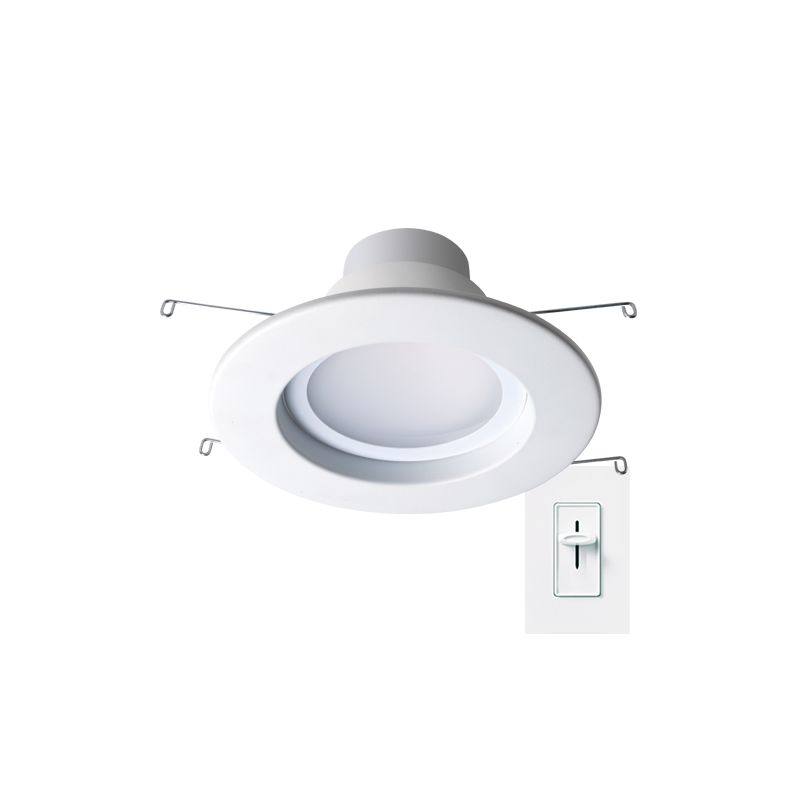 led 6 inch downlight retrofit recessed energy star lighting kit