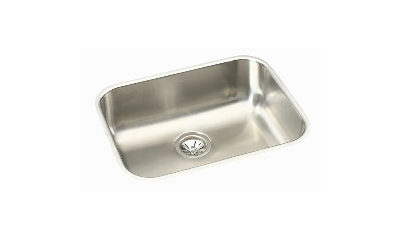 Vintage kitchen sinks for vintage style and maintaining kitchen sinks - Schon All In One Apron Front Undermount Stainless Steel