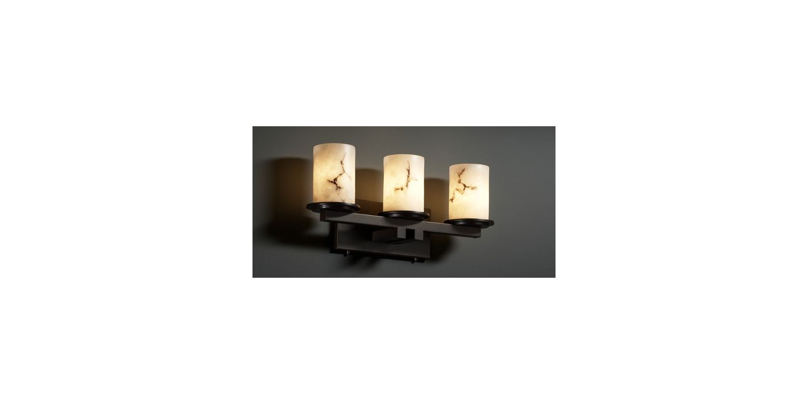 Fal 8773 10 dbrz in dark bronze by justice design group - Justice design group bathroom lighting ...