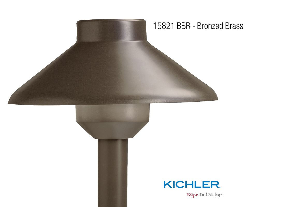 15821BBR In Bronzed Brass By Kichler