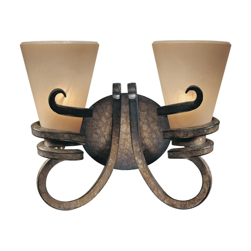 BATHROOM BRONZE FIXTURE LIGHTING - Bathroom Furniture