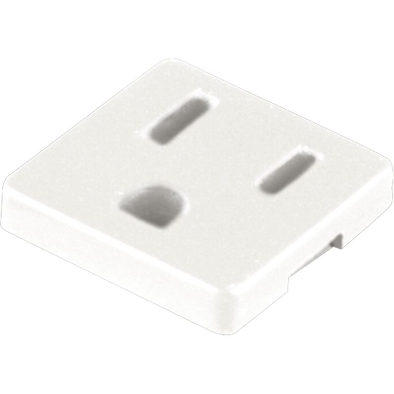 Progress Lighting P8608 Grounded Convenience Outlet for