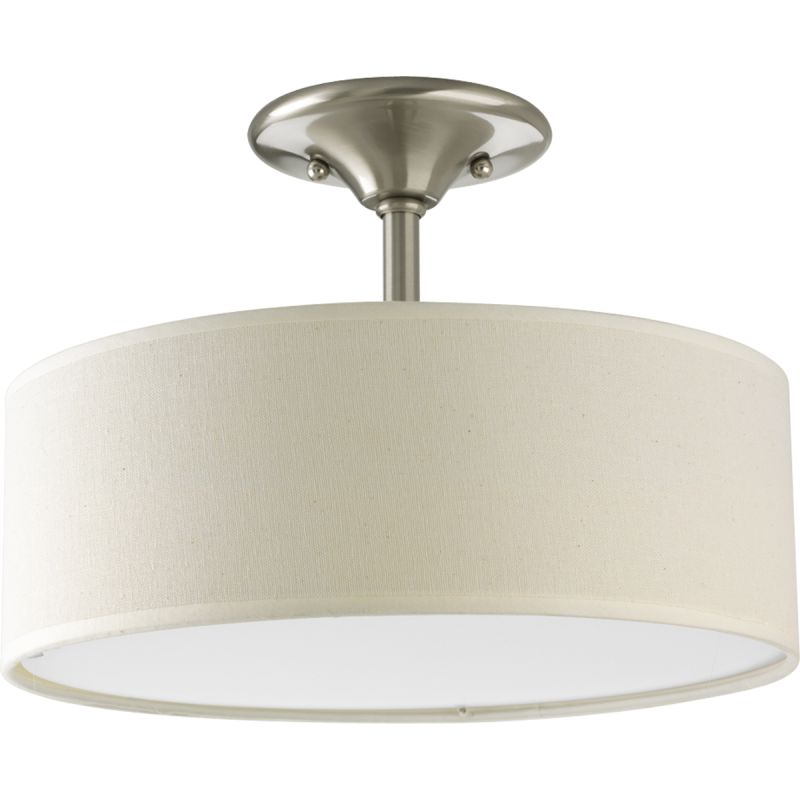 P3939 09 in brushed nickel by for Progressive lighting
