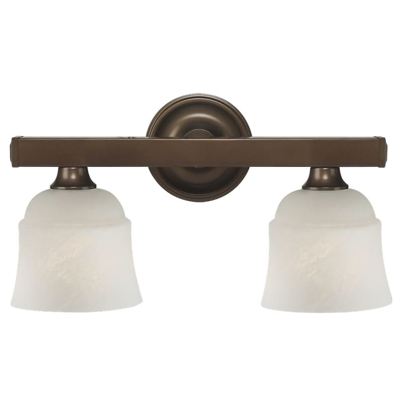 Bathroom Light Fixture Parts: RV5208/2-132 In Heirloom Brass By