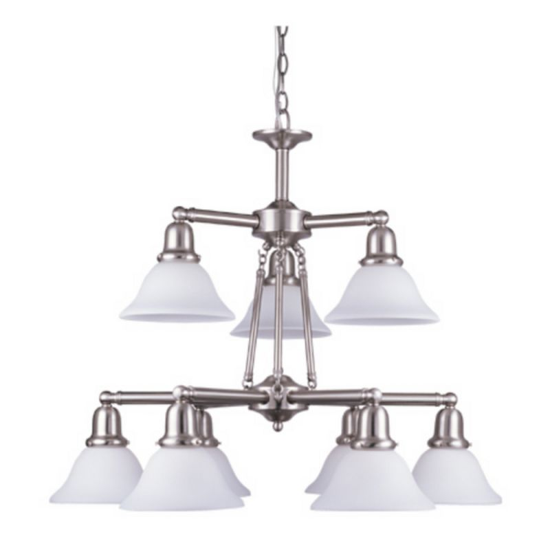 31062 962 In Brushed Nickel By Sea Gull Lighting
