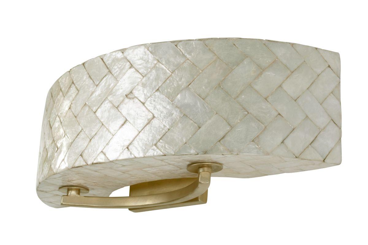 173b02a in crushed natural capiz - Capiz shell bathroom accessories ...