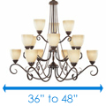 Shop Large Chandeliers
