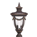 Shop Nuvo Lighting Outdoor Post Lights