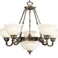 Shop Westinghouse Lighting Chandeliers