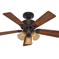 Shop Hunter Fans Indoor Ceiling Fans