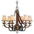 Shop Monte Carlo Fan Company Chandeliers
