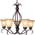 Save 10% on All Maxim and ET2 Chandeliers