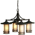 Shop Mission / Craftsman Chandeliers
