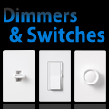 Shop Lighting Showplace Dimmers & Switches