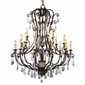 Shop Trans Globe Lighting Crystal Flair