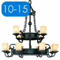 Shop 10-15 Light Chandeliers