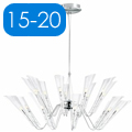 Shop 15-20 Light Chandeliers