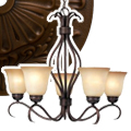 Shop Bronze Chandeliers