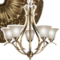 Shop Brass Chandeliers