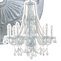 Shop White Chandeliers
