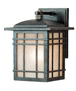 Craftsman / Mission Wall Lights